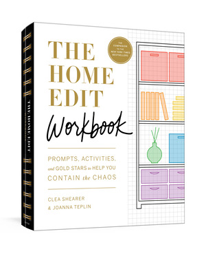 Vignette du livre The Home Edit Workbook