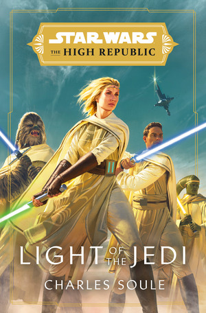 Vignette du livre Star Wars: Light of the Jedi (The High Republic)