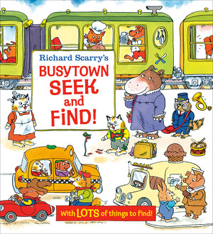 Vignette du livre Richard Scarry's Busytown Seek and Find!