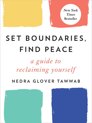Vignette du livre Set Boundaries, Find Peace