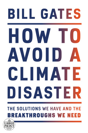 Vignette du livre How to Avoid a Climate Disaster
