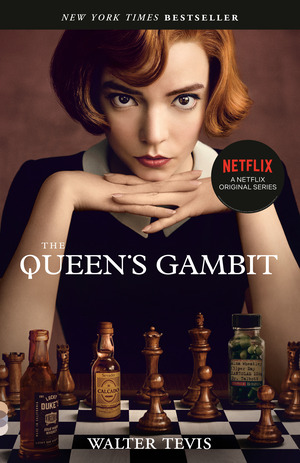 Vignette du livre The Queen's Gambit (Television Tie-in)