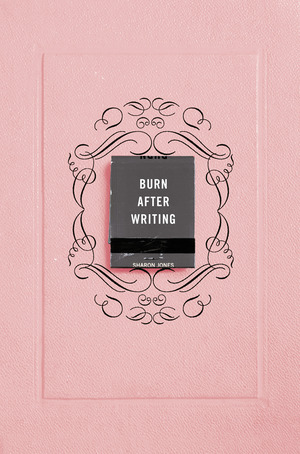 Vignette du livre Burn After Writing (Pink)