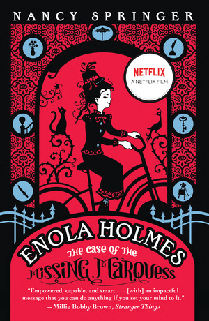Vignette du livre Enola Holmes: The Case of the Missing Marquess