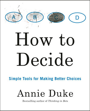 Vignette du livre How to Decide