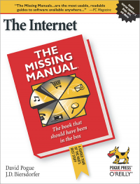 Vignette du livre The Internet: The Missing Manual