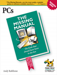 Vignette du livre PCs: The Missing Manual