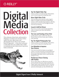 Digital Media Collection, J.D. Biersdorfer