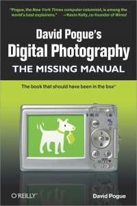 Vignette du livre David Pogue's Digital Photography: The Missing Manual
