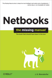 Vignette du livre Netbooks: The Missing Manual