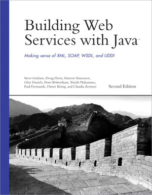 Vignette du livre Building Web Services with Java
