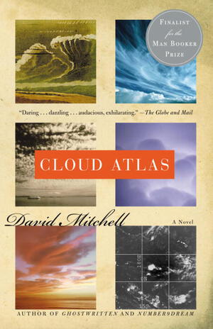 Vignette du livre Cloud Atlas - David Mitchell