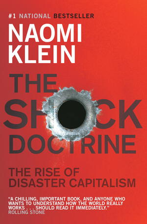Vignette du livre The Shock Doctrine