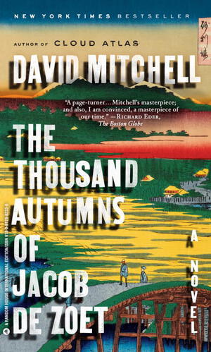 Vignette du livre The Thousand Autumns of Jacob de Zoet - David Mitchell