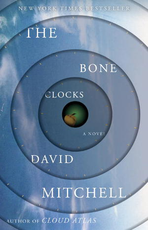 Vignette du livre The Bone Clocks - David Mitchell