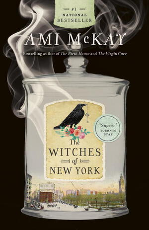 Vignette du livre The Witches of New York