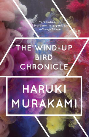 Vignette du livre The Wind-Up Bird Chronicle