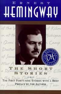 Vignette du livre The Short Stories of Ernest Hemingway