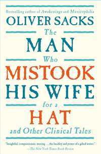 Vignette du livre The Man Who Mistook His Wife For A Hat