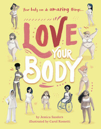 Vignette du livre Love Your Body