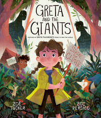 Vignette du livre Greta and the Giants