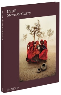 Vignette du livre Inde - Steve Mc curry, William Dalrymple