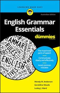 Vignette du livre English Grammar Essentials For Dummies