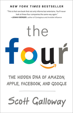 Vignette du livre The Four