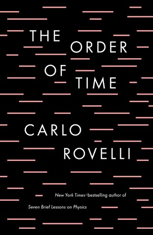 Vignette du livre The Order of Time