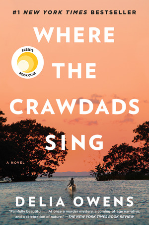 Vignette du livre Where the Crawdads Sing - Delia Owens