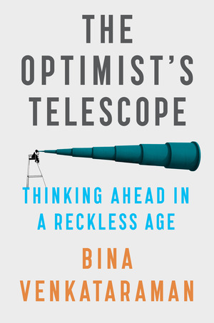 Vignette du livre The Optimist's Telescope