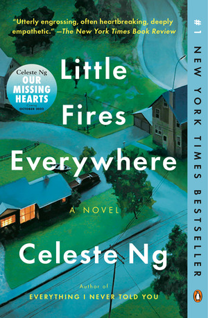 Vignette du livre Little Fires Everywhere - Celeste Ng