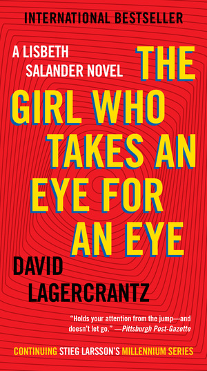 Vignette du livre The Girl Who Takes an Eye for an Eye