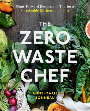 Vignette du livre The Zero-Waste Chef