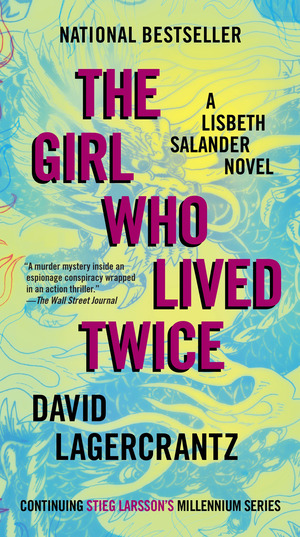 Vignette du livre The Girl Who Lived Twice