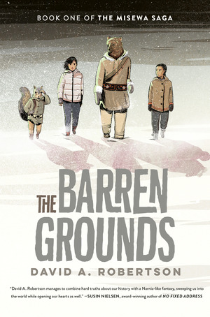 Vignette du livre The Barren Grounds