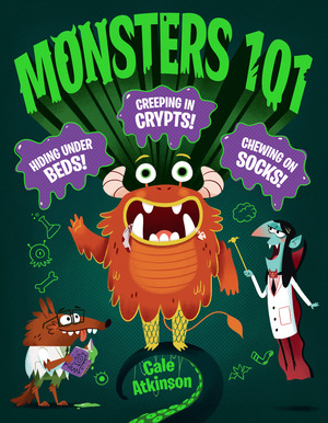 Vignette du livre Monsters 101