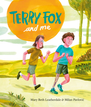 Vignette du livre Terry Fox and Me