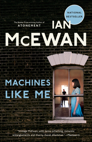Vignette du livre Machines Like Me