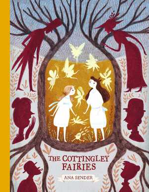 Vignette du livre The Cottingley Fairies