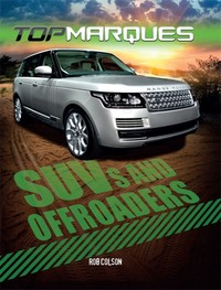 Vignette du livre Top Marques: SUVs and Off-Roaders
