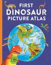 Vignette du livre First Dinosaur Picture Atlas