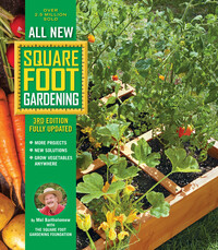 Vignette du livre All New Square Foot Gardening, 3rd Edition, Fully Updated