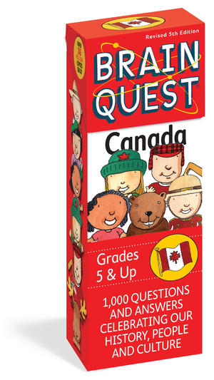 Vignette du livre Brain Quest Canada 5th Edition