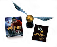 Vignette du livre Harry Potter Golden Snitch Sticker Kit
