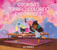 Vignette du livre Georgia's Terrific, Colorific Experiment