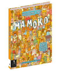 Vignette du livre Welcome to Mamoko