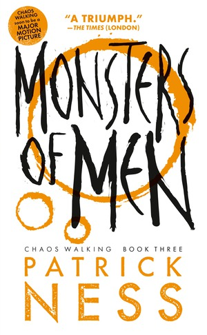 Vignette du livre Monsters of Men (Reissue with bonus short story)