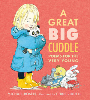Vignette du livre A Great Big Cuddle: Poems for the Very Young