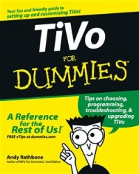 Vignette du livre TiVo For Dummies®